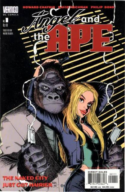 Angel and the Ape