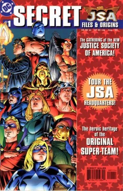 JSA Secret Files