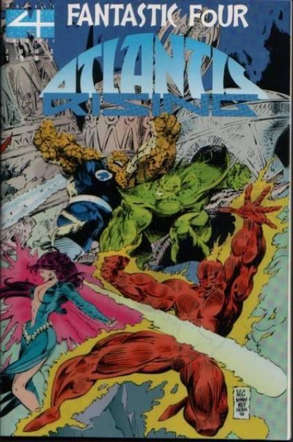 Fantastic Four: Atlantis Rising