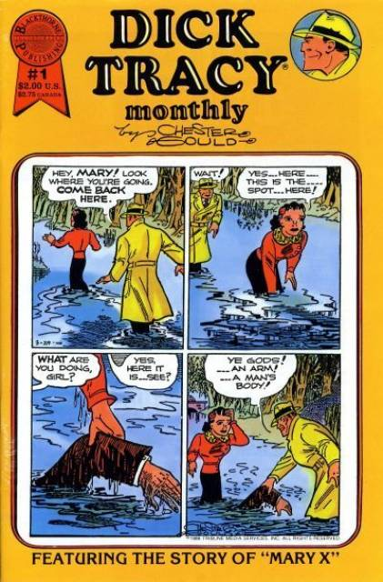 Dick Tracy Monthly/Weekly