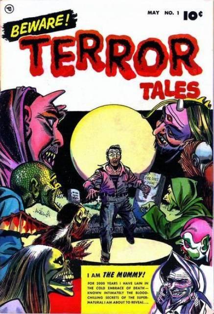 Beware! Terror Tales