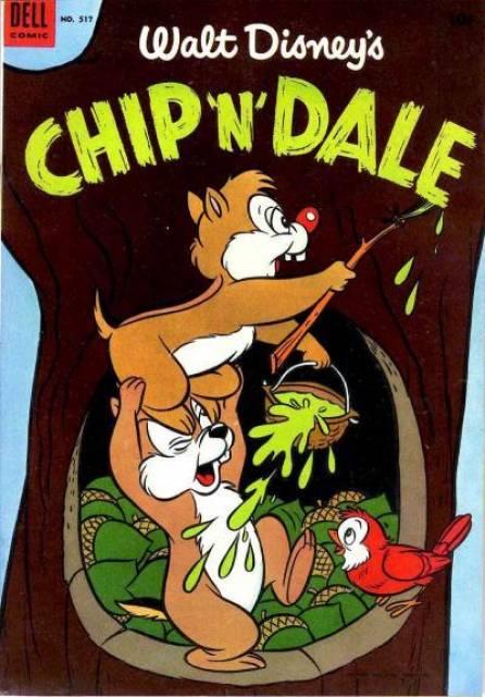 Walt Disney's Chip 'n' Dale