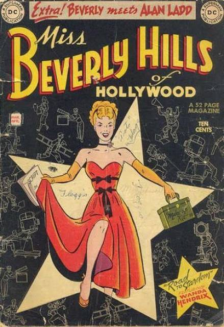 Miss Beverly Hills of Hollywood
