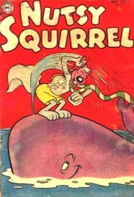 Nutsy Squirrel