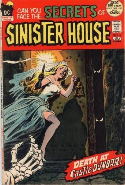 Secrets of Sinister House