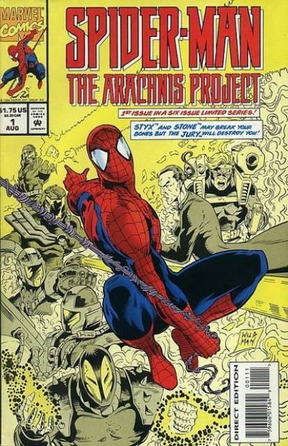 Spider-Man: The Arachnis Project