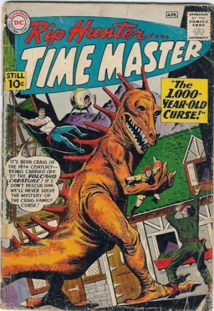 Rip Hunter ... Time Master