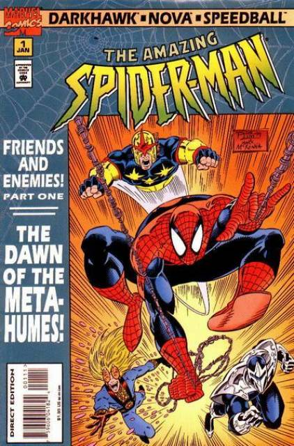 Spider-Man: Friends and Enemies