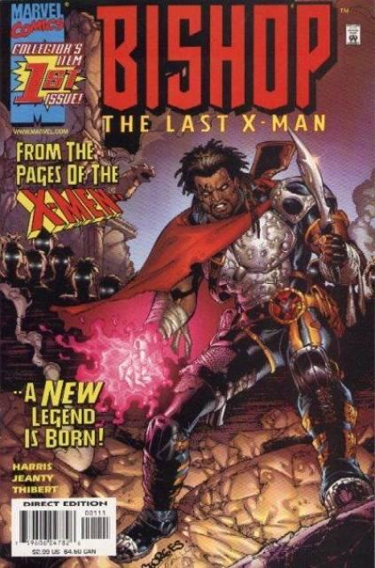 Bishop: The Last X-Man