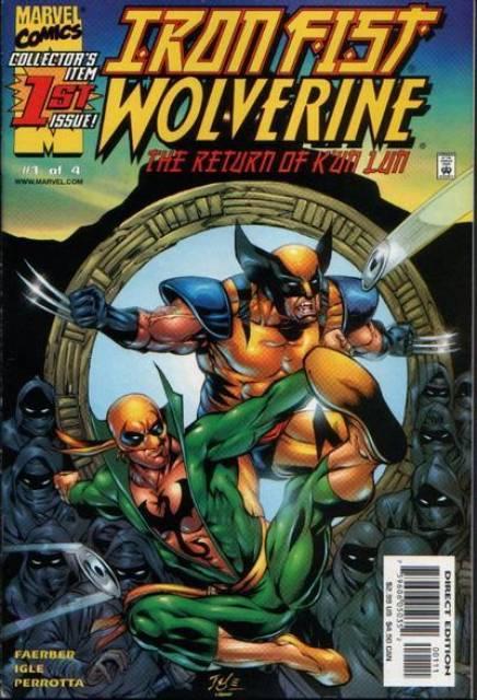Iron Fist: Wolverine