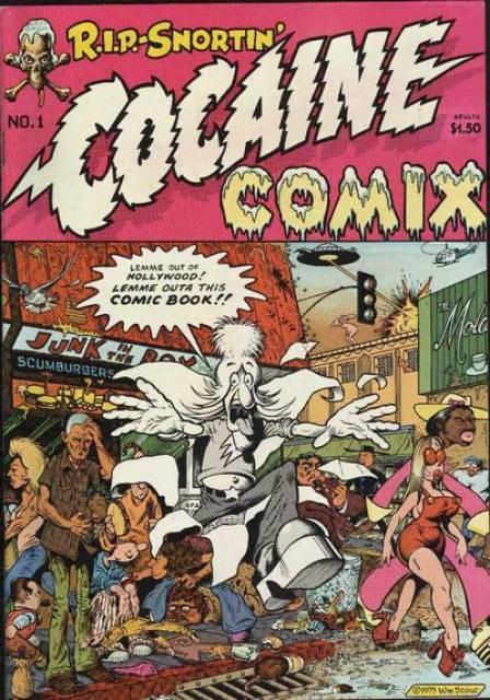 Cocaine Comix