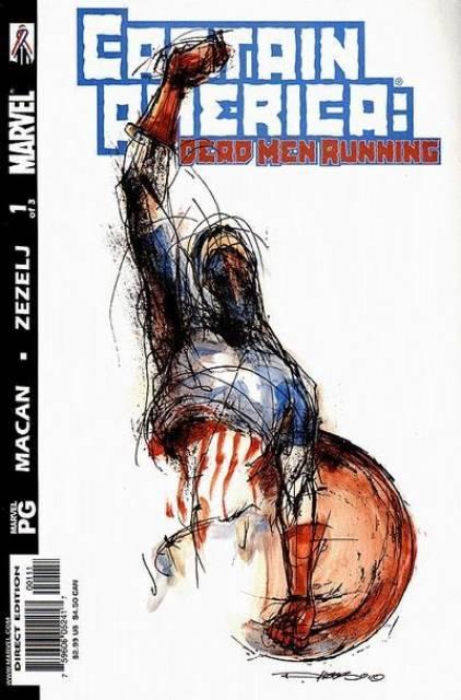 Captain America: Dead Men Running