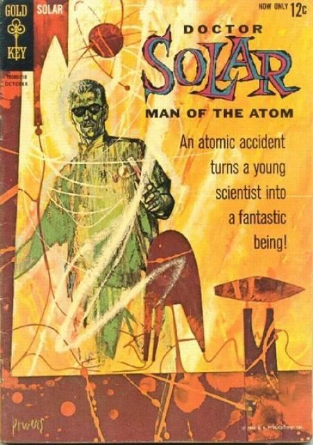 Doctor Solar, Man of the Atom