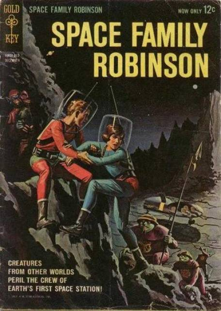 Space Family Robinson