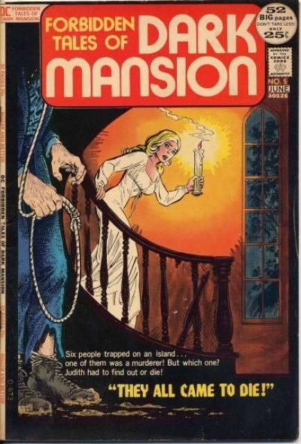 Forbidden Tales of Dark Mansion