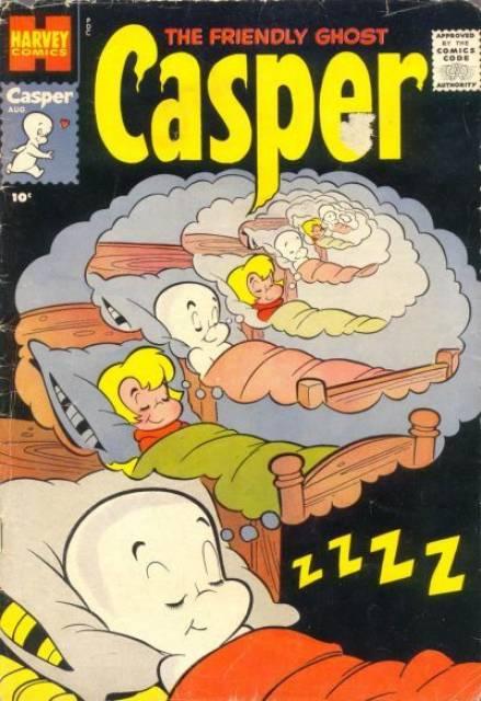 The Friendly Ghost Casper