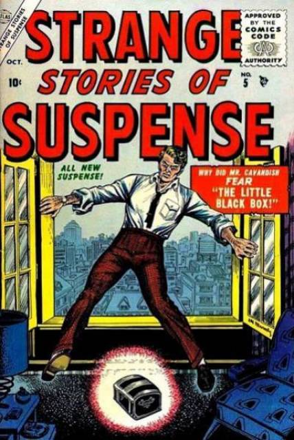 Strange Stories of Suspense