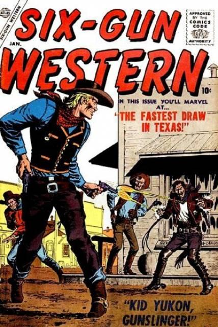 Six-Gun Western