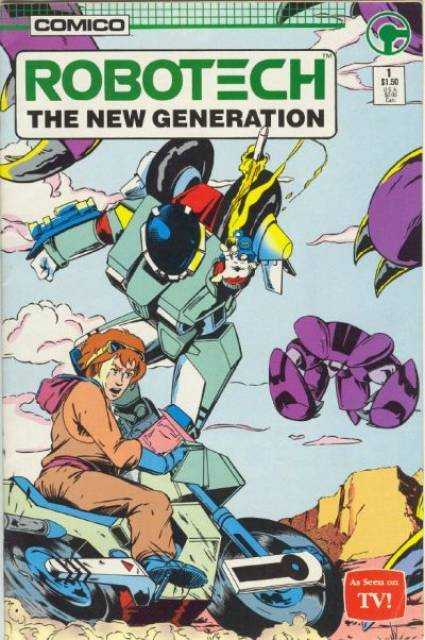 Robotech: The New Generation