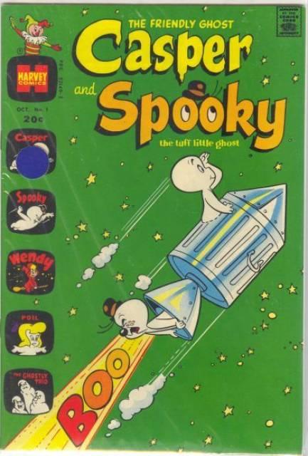 Casper and Spooky