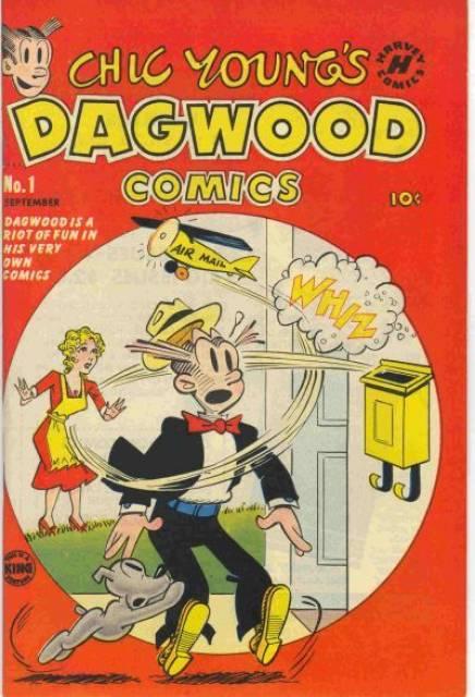 Chic Young's Dagwood Comics