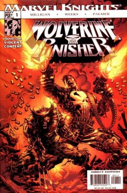 Wolverine/Punisher