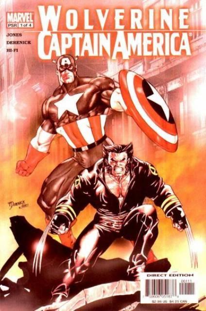 Wolverine/Captain America