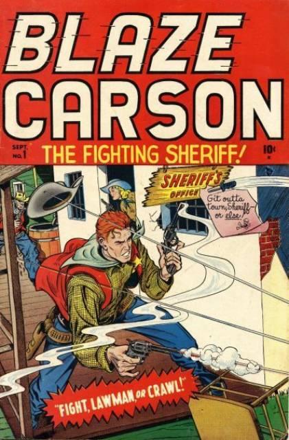 Blaze Carson