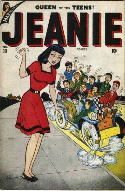 Jeanie Comics