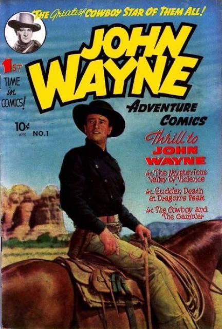 John Wayne Adventure Comics