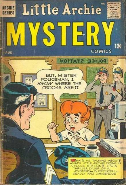 Little Archie Mystery