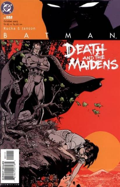 Batman: Death and the Maidens