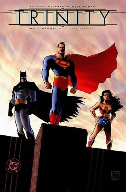 Batman / Superman / Wonder Woman: Trinity