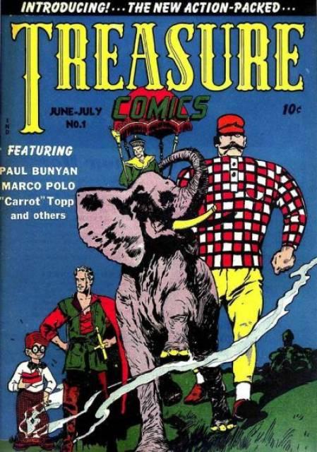Treasure Comics
