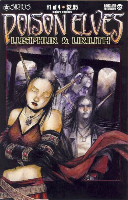 Poison Elves: Lusiphur & Lirilith