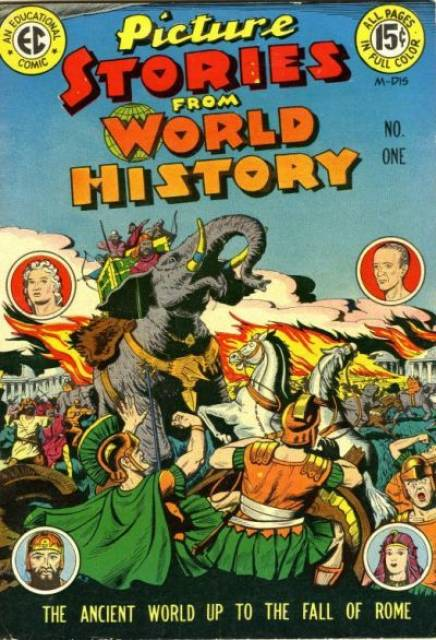 Picture Stories from World History
