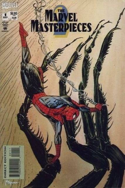 The Marvel Masterpieces 2 Collection