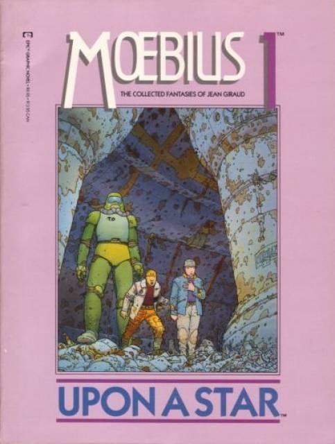 Epic Graphic Novel: Moebius