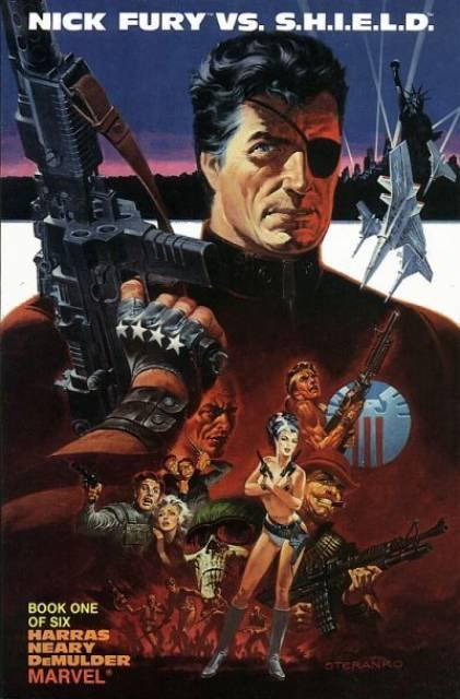 Nick Fury vs. S.H.I.E.L.D.