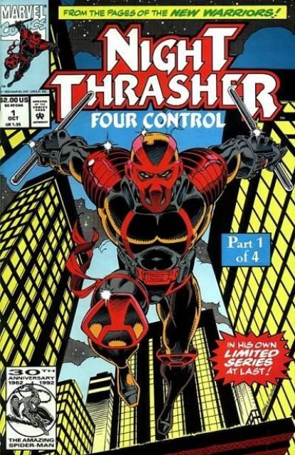 Night Thrasher: Four Control