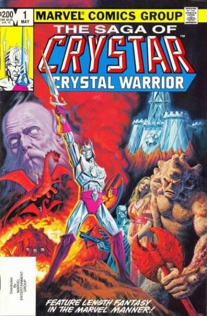 The Saga of Crystar, Crystal Warrior