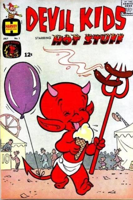 Devil Kids Starring Hot Stuff