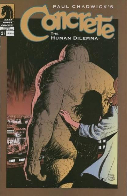 Concrete: The Human Dilemma