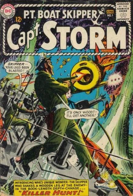 Capt. Storm