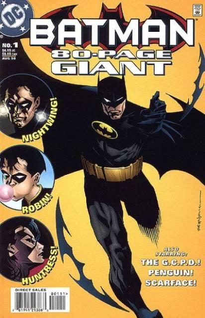 Batman 80-Page Giant
