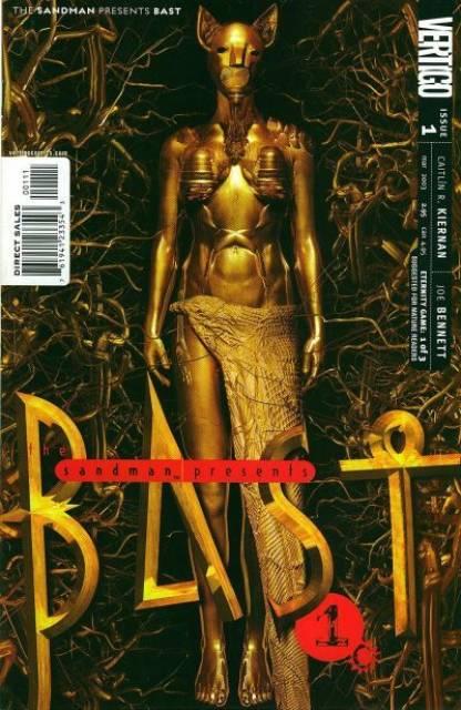 The Sandman Presents: Bast