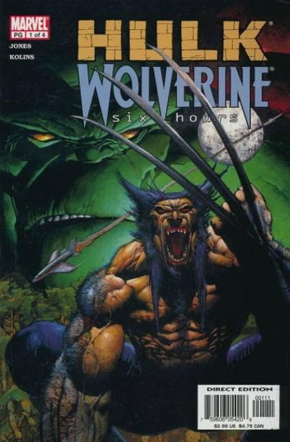 Hulk/Wolverine: 6 Hours