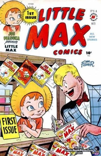 Little Max Comics