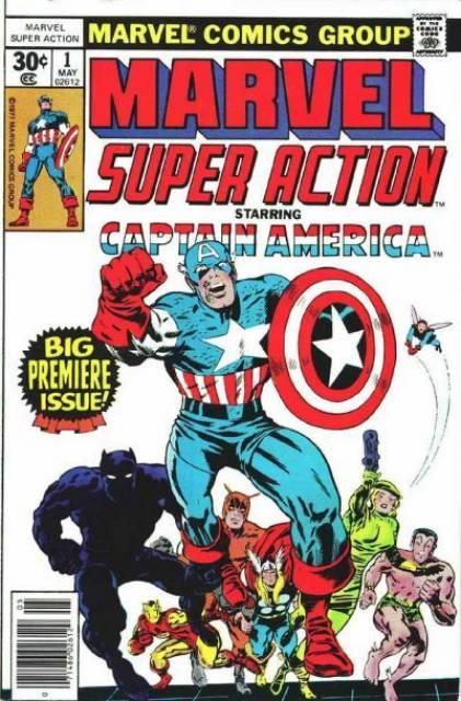 Marvel Super Action