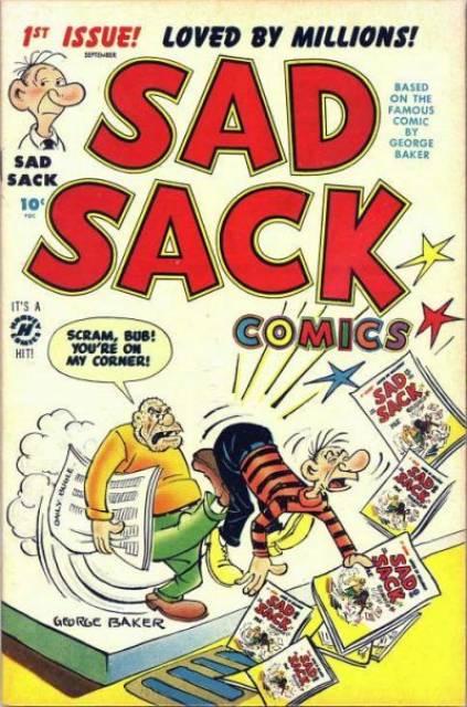 Sad Sack Comics